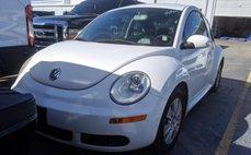 2009 Volkswagen New Beetle Base PZEV
