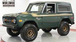 1970 Ford Bronco RESTORED CUSTOM 351 WINDSOR PS PB DISC LIFT