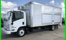 2011 Isuzu Reefer Box Truck Diesel Dually Thermoking Freezer
