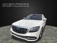 2018 Mercedes-Benz S-Class S 450 4MATIC