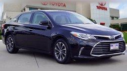 2017 Toyota Avalon XLE Plus