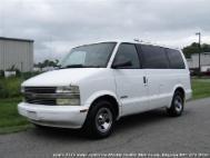 1998 Chevrolet Astro LS Family Passenger Cargo Mini