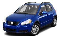 2013 Suzuki SX4 Crossover Premium
