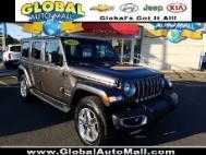 2019 Jeep Wrangler Sahara 4x4