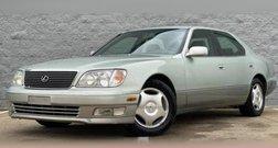 1999 Lexus LS 400 Base