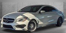 2016 Mercedes-Benz CLA-Class AMG CLA 45
