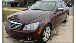 2009 Mercedes-Benz C-Class C 300 Luxury 4MATIC