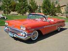 1958 Chevrolet Impala Chrome
