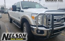2013 Ford Super Duty F-350 Platinum