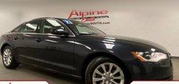 2012 Audi A6 2.0T Premium