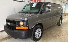 2011 Chevrolet Express Work Van