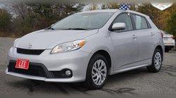 2012 Toyota Matrix L