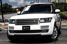 2017 Land Rover Range Rover Td6