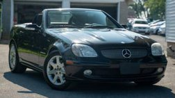 2001 Mercedes-Benz SLK-Class SLK 230