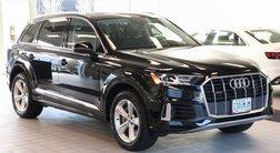 2020 Audi Q7 3.0T quattro Premium