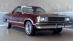 1981 Chevrolet El Camino Regular Cab 2WD