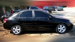 2007 Kia Spectra EX
