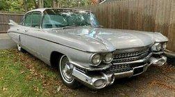 1959 Cadillac Fleetwood 1959 CADILLAC FLEETWOOD 60 SPECIAL A/C