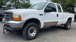 2001 Ford Super Duty F-250 Long Bed