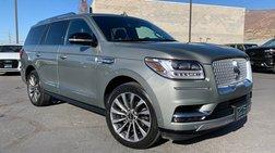 2020 Lincoln Navigator Reserve