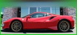 2019 Ferrari PISTA ROSSO CORSA Mint Condition 1 OWNER CAR 800 miles