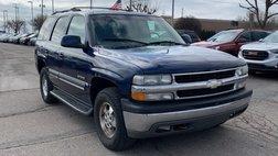 2003 Chevrolet Tahoe LT w/Sunroof