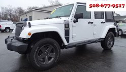 2016 Jeep Wrangler Unlimited 4WD 4dr Freedom *Ltd Avail*