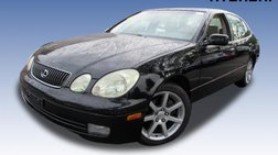 2004 Lexus GS 430 Base