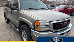 2003 GMC Sierra 2500 Base