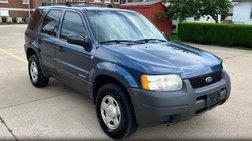 2001 Ford Escape XLS