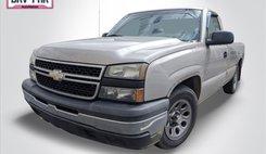 2006 Chevrolet Silverado 1500 WT