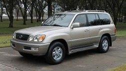 1999 Lexus LX 470 Base