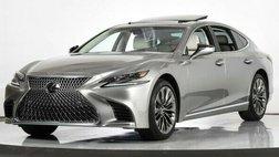 2020 Lexus LS 500 Base