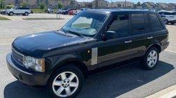2003 Land Rover Range Rover HSE
