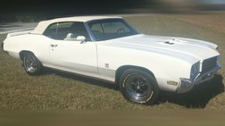 1971 Buick Skylark spoiler, thru bumper exaust