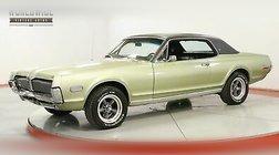 1968 Mercury Cougar RESTORED RARE XR7 CRATE 302 NEW PAINT