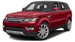2016 Land Rover Range Rover Sport Standard