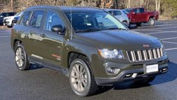 2017 Jeep Compass 75th Anniversary