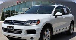 2014 Volkswagen Touareg 3.6 Executive