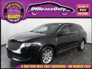 2014 Lincoln MKT Town Car Livery Fleet