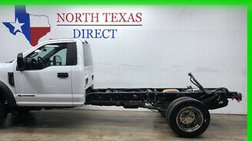 2017 Ford Super Duty F-550 XL 6.7 Diesel Single Cab Dually New Tires Work Tr