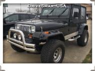 1993 Jeep Wrangler Base