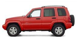 2003 Jeep Liberty BAD ENGINE