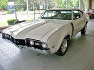 1968 Oldsmobile Cutlass Supreme 442