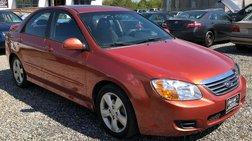2009 Kia Spectra 4dr Sdn Auto SX