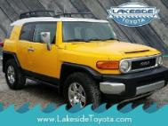 2007 Toyota FJ Cruiser Base
