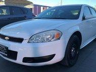 2014 Chevrolet Impala Limited Police