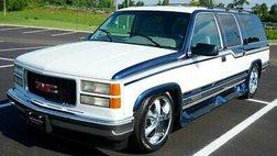 1995 GMC Suburban C1500