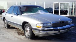 1991 Buick Park Avenue Base