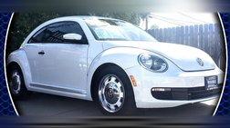 2016 Volkswagen Beetle 2dr Auto 1.8T Classic
